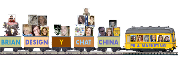 The Twitter Train